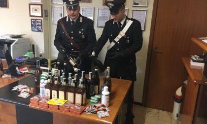 Furto di Champagne al Conad tre romeni in manette