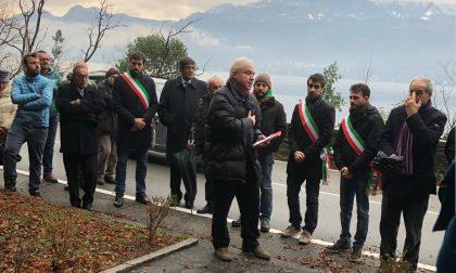 A Fiumelatte la commemorazione della fucilazione dei partigiani FOTO