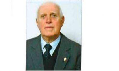 Valmadrera in lutto per la scomparsa di Peppino Dell'Oro