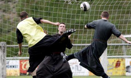 Preti calciatori tutti in campo per l'Europeo a Brescia