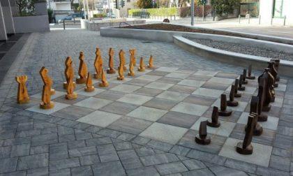 Scacchi in piazza per tutti regalo del Comune