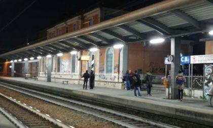 Il precedente allarme bomba in stazione a Olgiate Molgora