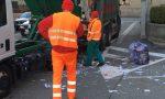 Raccolta dei rifiuti e polemiche a Lecco: i lavoratori di Econord incrociano le braccia