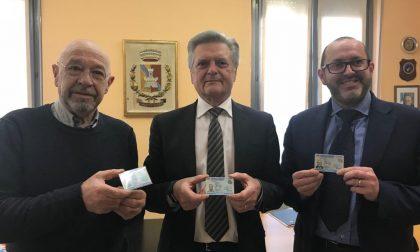 La carta identità elettronica è arrivata nell'Isola Bergamasca