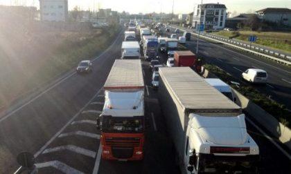 Ancora un incidente in 36 disagi alla circolazione