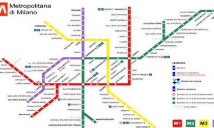 Metropolitana Milano aumenta il biglietto da 1.50 a 2 euro