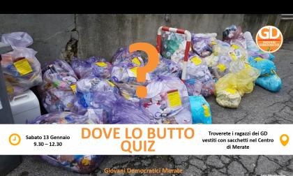 Il caos rifiuti ora diventa un quiz