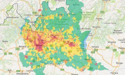 Smog e Pm10 situazione al limite nel Lecchese e in Brianza I DATI