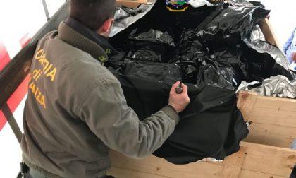 Traffico di droga sequestrati altri 400 chili dalle Fiamme Gialle