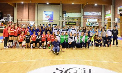 Icab Cup, a Olginate lo spettacolo del volley giovanile. FOTO SQUADRE