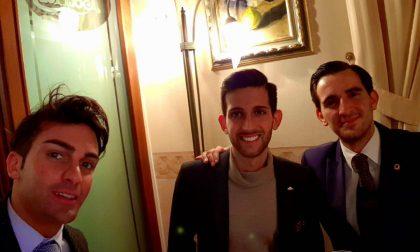 I giovani di Forza Italia incontrano i giovani monarchici