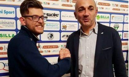 Andrea Bonacina diventa allenatore di Serie A2 di basket