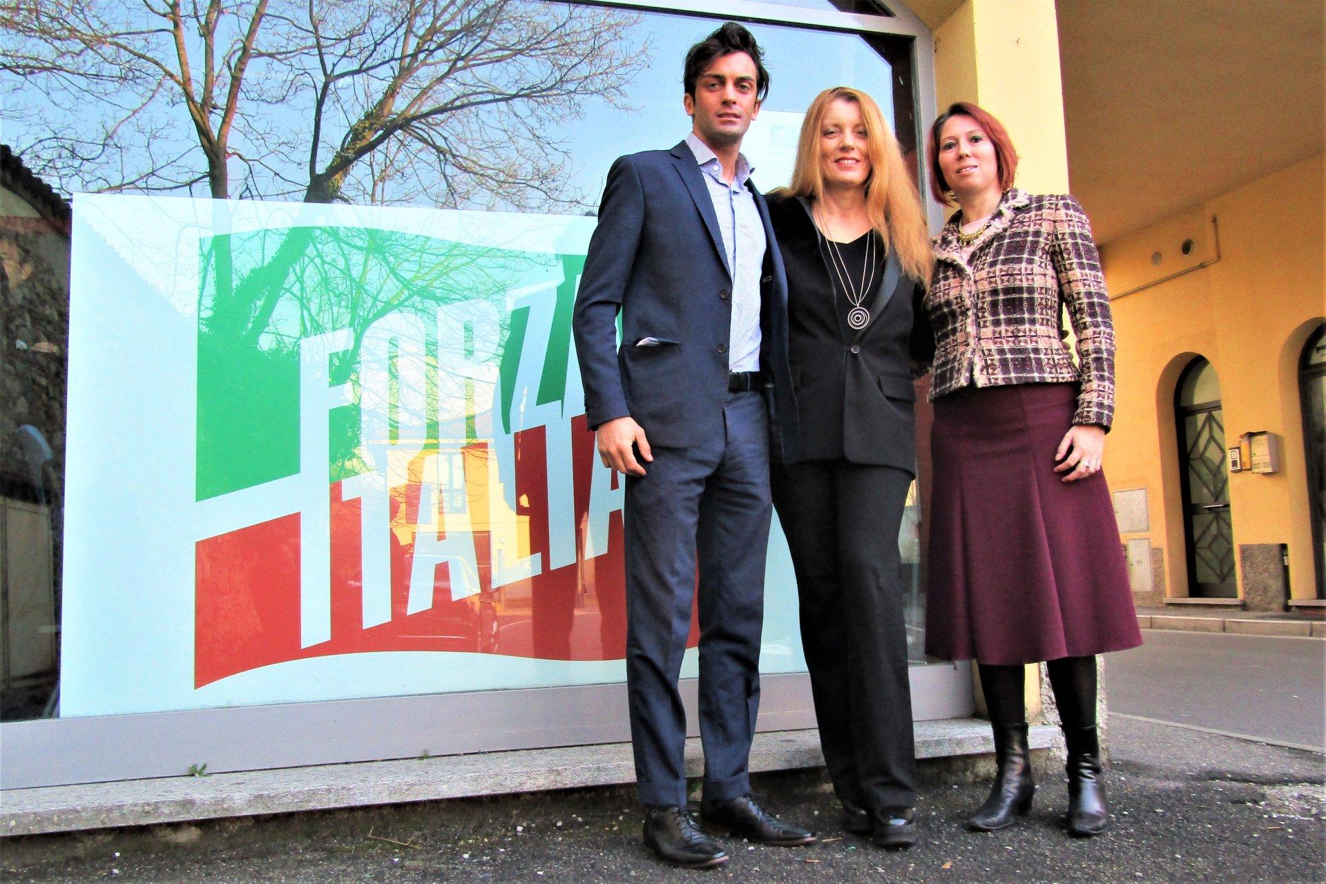 L 39 onorevole brambilla a merate chi sceglie forza italia for Abbreviazione di onorevole