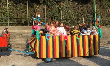Carnevale Missaglia colori, musica e maschere per le strade del paese FOTO
