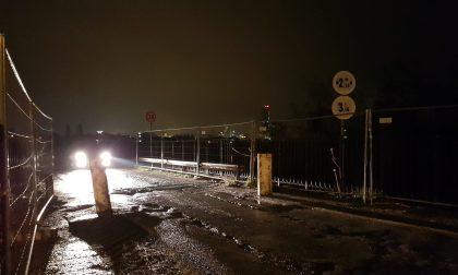 Falso allarme suicidio sul ponte di Paderno