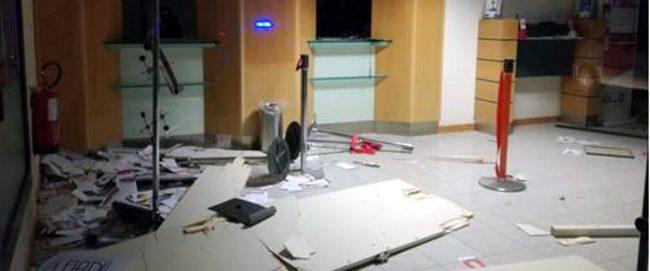 Bancomat esploso boato nella notte a Osnago - Giornale di Lecco