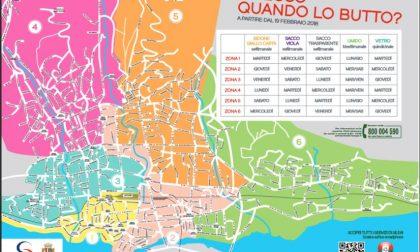 Bidone giallo a Lecco, parte oggi la nuova modalità di raccolta