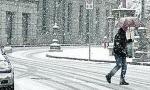 Arriva Big Snow. Neve da mezzanotte fino a venerdì LE PREVISIONI