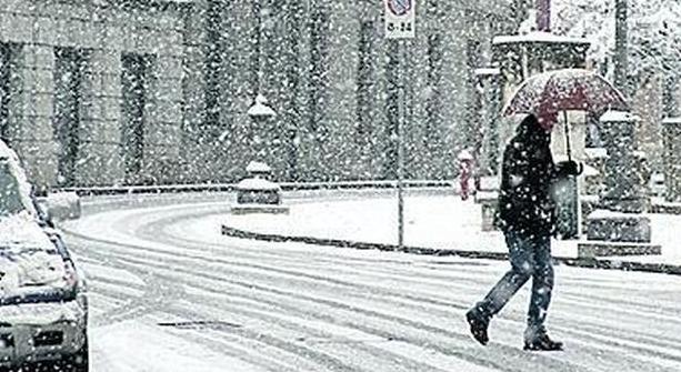 Meteo prossimi giorni: ancora maltempo, giovedì neve al Centronord