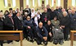 Monsignor Martinelli al Mandic per la Giornata Mondiale del Malato FOTO e VIDEO