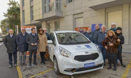 Aicit Lecco ha una nuova auto grazie a Cancro Primo Aiuto