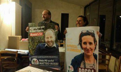 Circoli Pd di Carvico e Calusco in moto per le elezioni