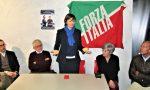 """Piazza e Spezzaferri e la """"loro"""" sede Forza Italia a Merate VIDEO"""