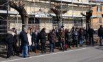 Migranti a Calolzio, protestano i commercianti FOTO e VIDEO