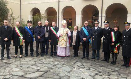 In tanti alle celebrazioni per San Gerolamo Emiliani