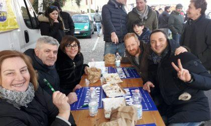 Santa Apollonia il raviolo dolce più buono è di Wilma Besana FOTO