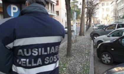 Parcheggi Merate, vietato sgarrare: in città quattro nuovi ausiliari della sosta