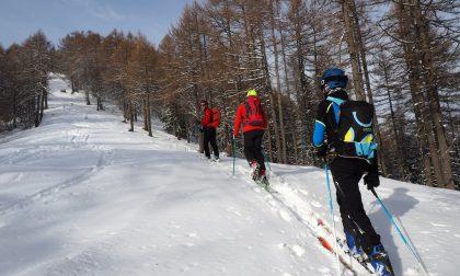 Da mezzo secolo sulle vette e nella neve con il Cai Lecco