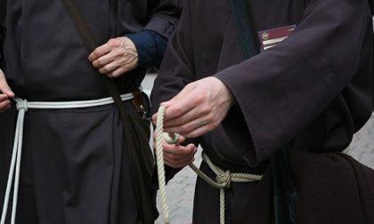 Padri separati il progetto nel convento di Baccanello