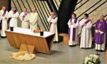 Monsignor Rolla dice messa con i diaconi permanenti del Lecchese FOTO e VIDEO