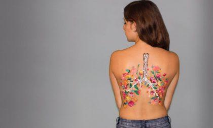 Alessia, la farfalla che combatte la fibrosi cistica