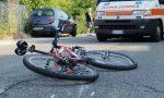 13enne soccorso a Pasturo per una caduta in bici