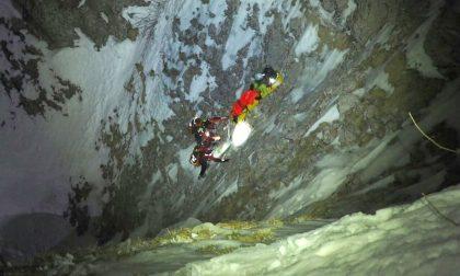 """Precipita col parapendio sul Grignone: """"Sono vivo grazie al Soccorso Alpino"""" INTERVISTA"""
