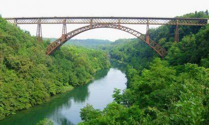 Nuova temporanea chiusura del Ponte di Paderno