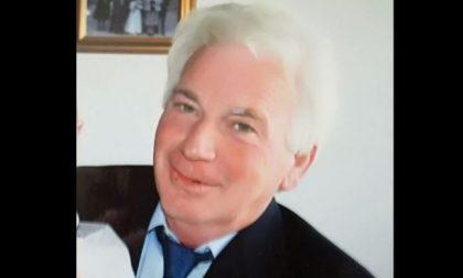 Uomo scomparso ancora nessuna traccia di Elio Panzeri