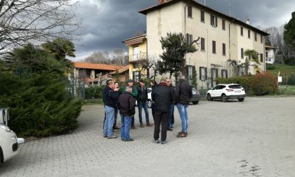 Uomo scomparso alle ricerche si sono uniti i volontari del Gruppo sportivo di Cassina