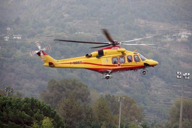 Grave incidente sulla provinciale: 56enne trasportato in ospedale in elicottero. TRAFFICO IN TILT