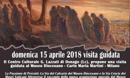 Centro Lazzati, visita guidata alla Passione di Previati a Milano
