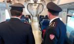 Droga sul treno Lecco Milano: 22enne beccato con oltre un chilo di stupefacenti
