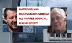Salvini sposta l'udienza, don Giorgio lo attacca
