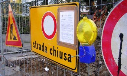 Materiale instabile che incombe sulla Provinciale: chiusa di nuovo la strada