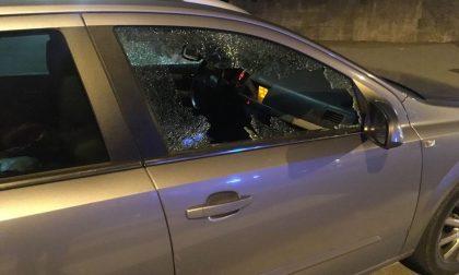 Spari in via Belfiore | tentò di investire un finanziere, arrestato marocchino FOTO