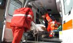 Incidente sul lavoro, operaio gravemente ustionato