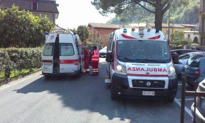 Incidente a Valmadrera tre i feriti