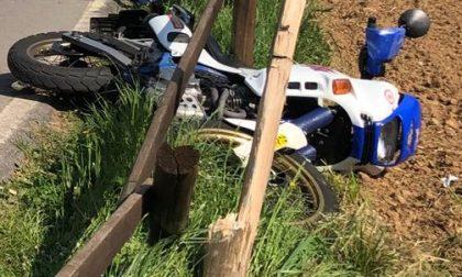 Incidente mortale a Bagaggera perde la vita in moto da cross FOTO