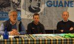 Presentata la Granfondo Don Guanella: ospite d'eccezione Cadel Evans FOTO E VIDEO